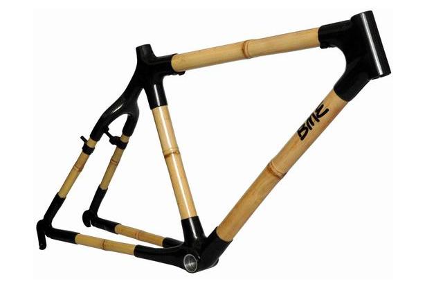 Brano Meres Bamboo bike