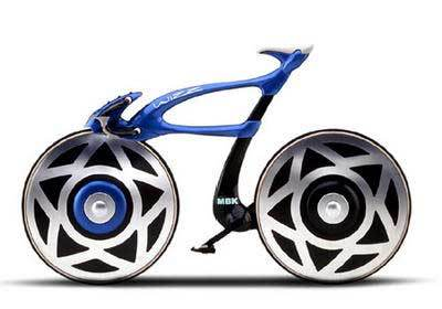 MBK concept bike