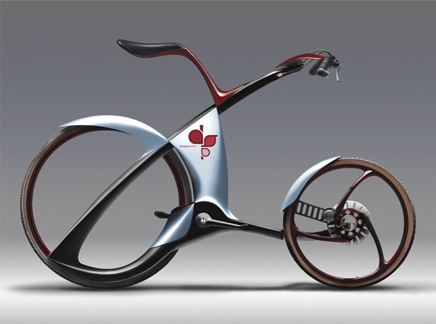 Bicycle concept from Scott Robertson