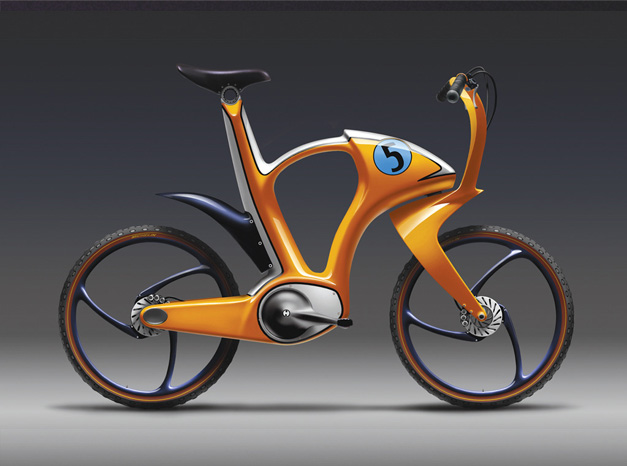Concept bike from Scott Robertson