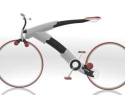 Velo sans moyeux concept Nulla bike