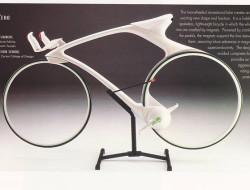 Zero bike, velo magnetique