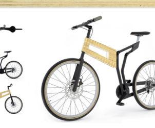 Arco, concept bike de Zheng Yuan Bai