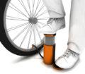 Pompe a velo a pied design