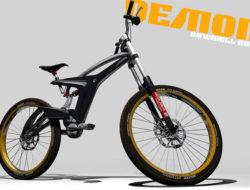 Demon bike MTB by Richard Mlachowski
