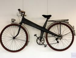 Bicyclette du design Jean Prouve