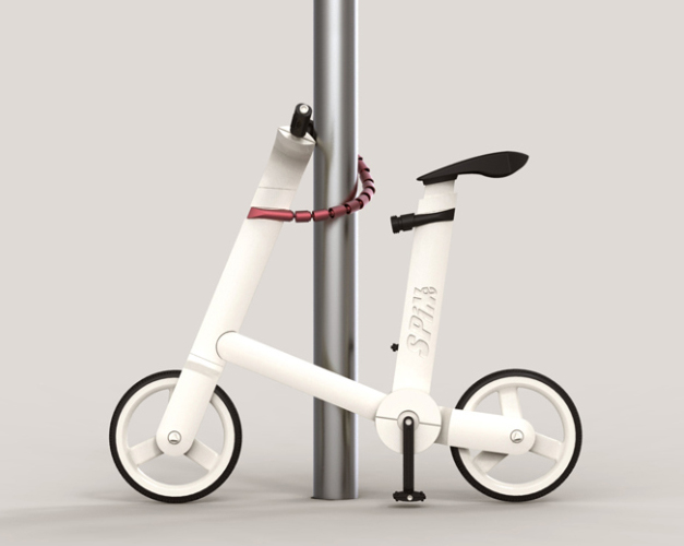 Spine bike by Ronen Spector