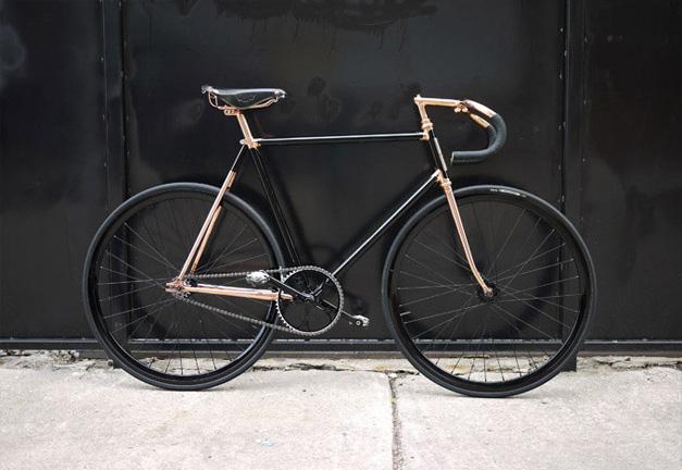 Madison street bike