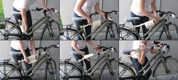 Sangle pour transporter sa bicyclette