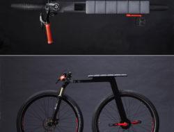 Velo minimaliste Inner City Bike
