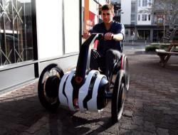 Assistant fauteuil roulant electrique
