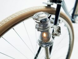 Lumiere bougie de velo Candlelight