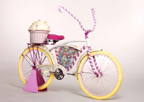 Candy Bike from Britta Hope