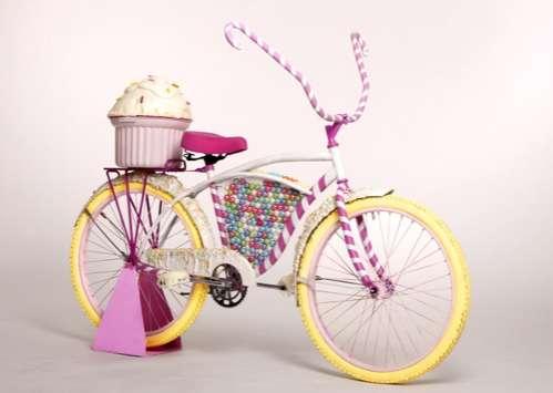 Candy Bike from Britta Hope