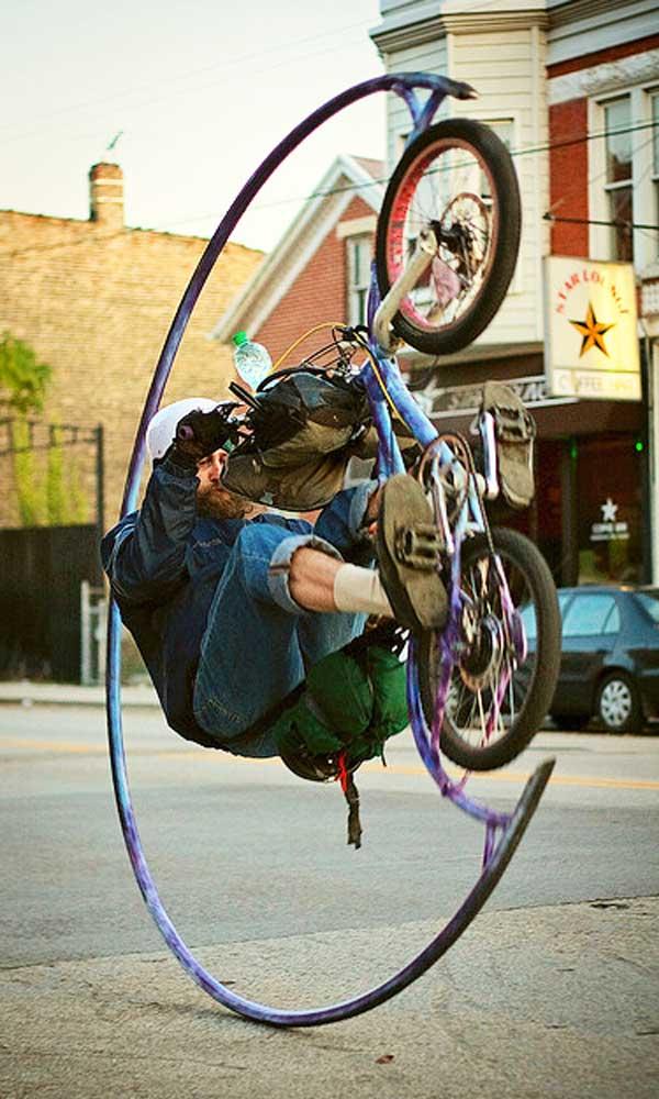 Velo looping Flip bike