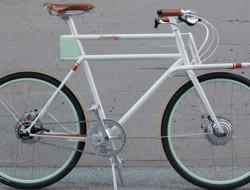 Faraday bike by Ideo