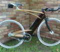 Ken Stolpmann wood bike
