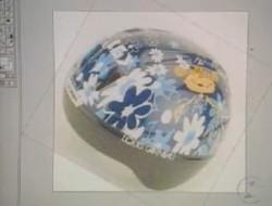 Fabrication casque de velo