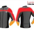 Luminelo bike jacket