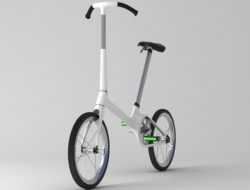 Flex, urban bicycle design