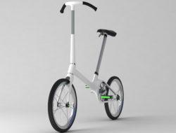 Flex, urban bicycle design