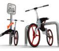 Anti theft bike Free Lock