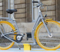 Pibal, velo urbain par le designer Philippe Starck