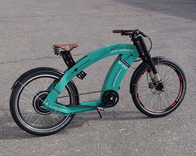 Velo moto electrique Protobike