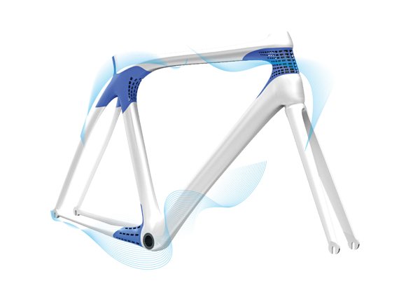 Road bicycle concept Coordinator from Kuo Wei Lien