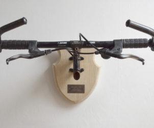 Bicycle taxidermy by Regan Appleton