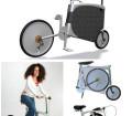 Suitcase Bike du designer israelien Gosha Galitsky