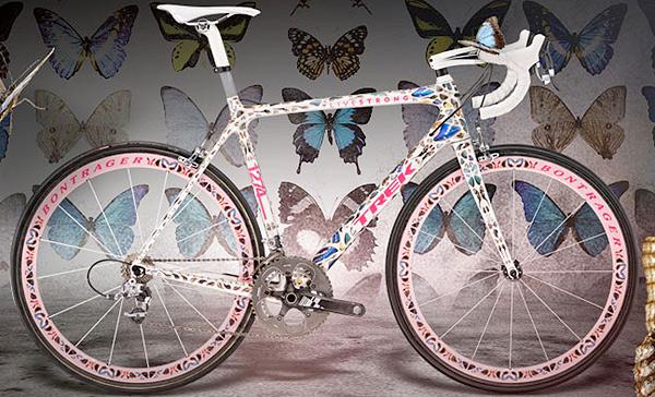 Velo le plus cher au monde, record de prix avec le Trek Butterfly Madone