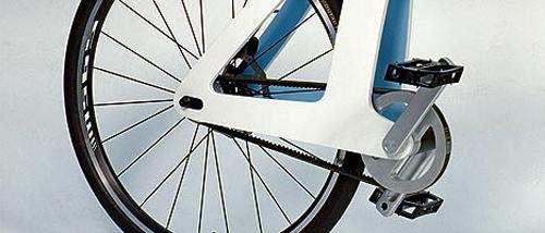 NIM bike, par les designers von Matern et Hylten Cavallius