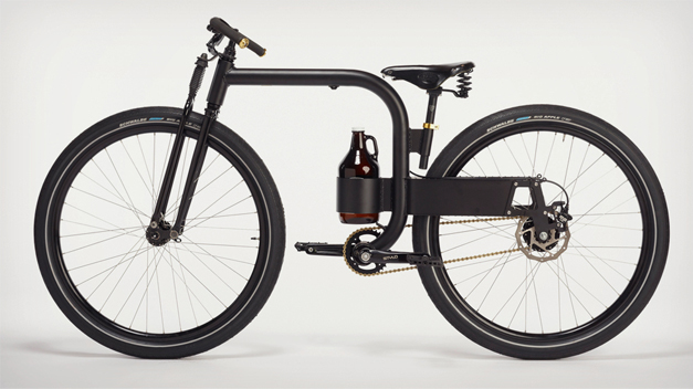 Growler Bike by Joey Ruitter