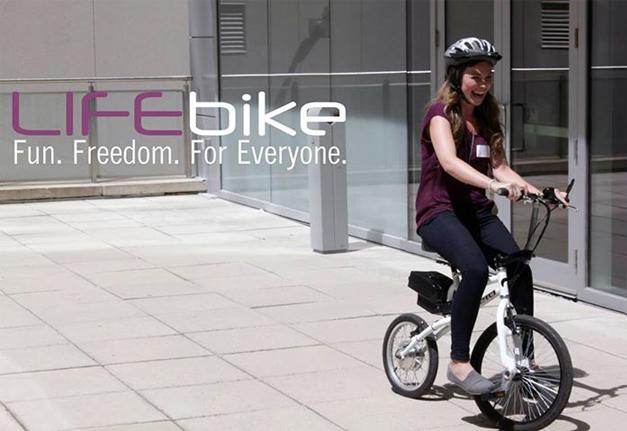 Revelo Lifebike par Henry Chong