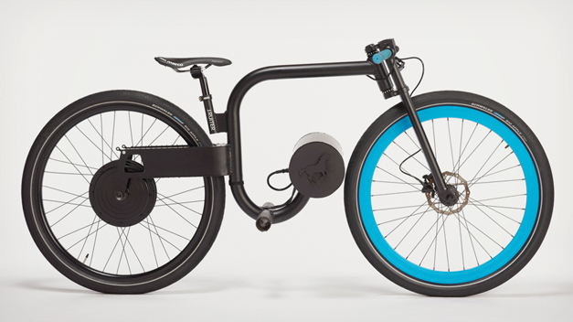One Horse, electric bicycle prototype