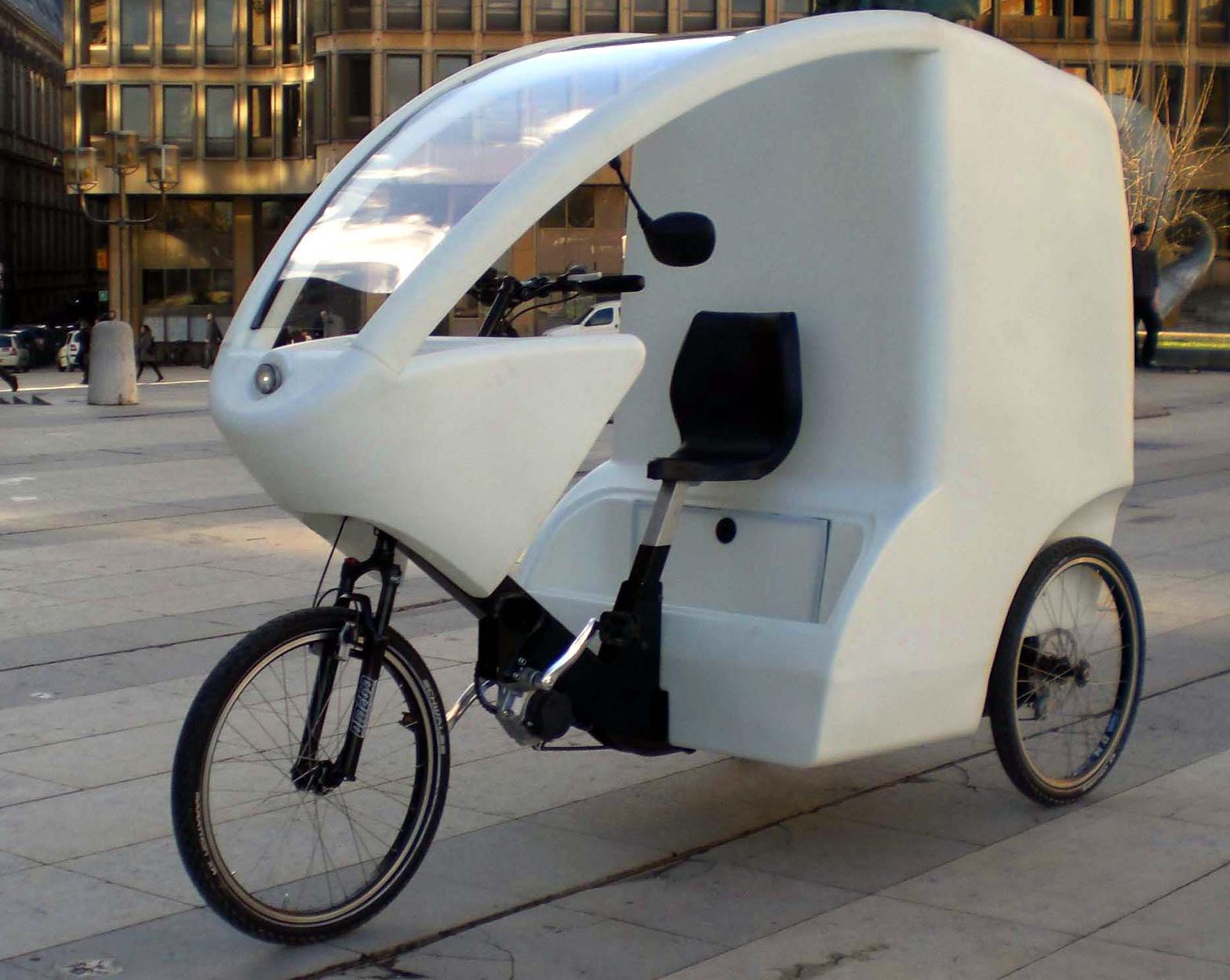 Cyclocrago, velo urbain