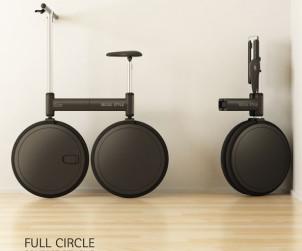 Full Circle du designer Sanghyun Jeong