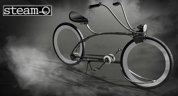 Steam-o, low rider concept