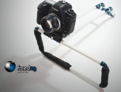 Support appareil photo reflex pour velo