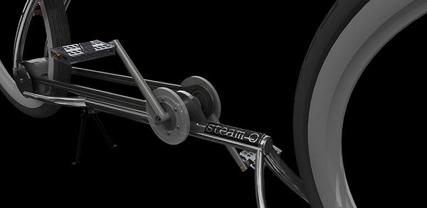 Velo low rider concept