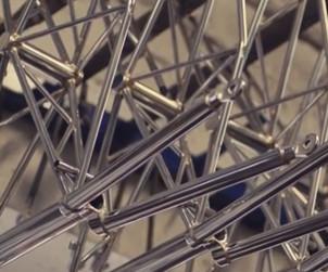 Fabrication de velo Moulton