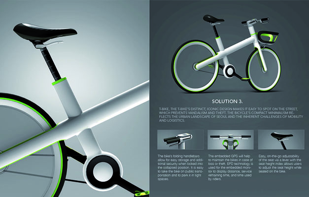 TBike urban concept