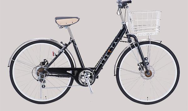 2WD Tretta bike