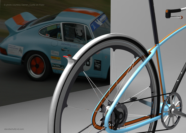 Fast Company Porsche design contest