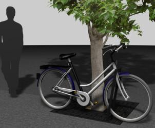 Tree well du designer Eliel Cabrera