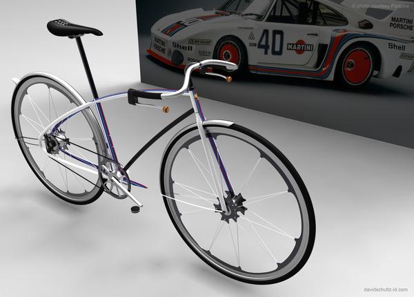 Velo inspiration Porsche