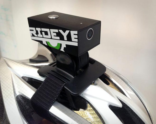 Bicycle black box Rideye