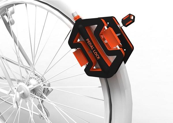 Pedal Lock par le designer Cheng-Tsung Feng