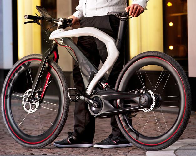 Opel RAD e concept bike